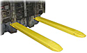 Forklift Fork Extensions, Forged Forks, Carriage Bumpers