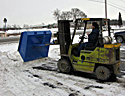 Front Loader, Snow Plow, Material Spreader