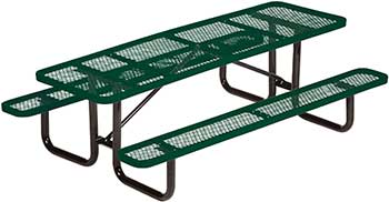 Outdoor Picnic Tables Tables Benchs For Sale - Mesh picnic table