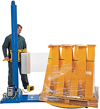 Stretch Wrap Machine