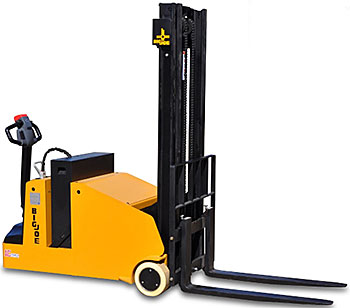 Counterbalance Pallet Stacker