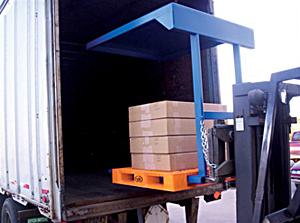 Pallet Dumper, Pallet Canopy, Loading Platforms