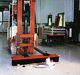 Brush Sweeper, Magnetic Sweeper, Floor Scraper