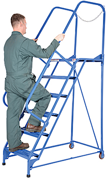 Warehouse & Maintenance Ladders