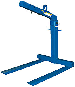 Pallet Lifters & Coil Lifters