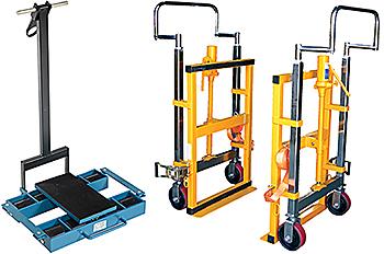 Machine Skates & Furniture Movers