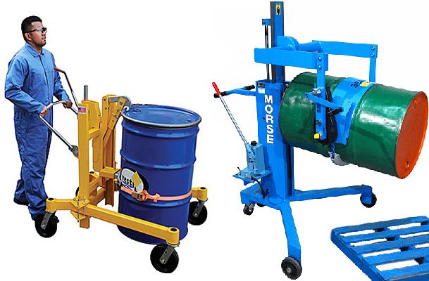 Drum Trucks / Drum Palletizers