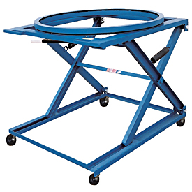 Pallet Stands & Positioners