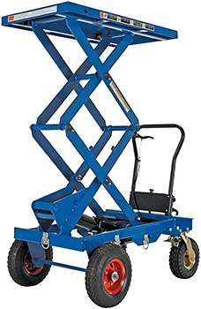 Rough Terrain Lift Cart