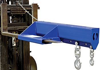 Non-Telescoping Forklift Boom