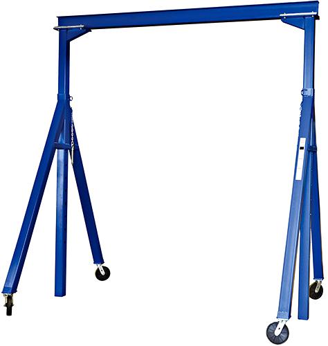 Steel Gantry Crane Adjustable Height