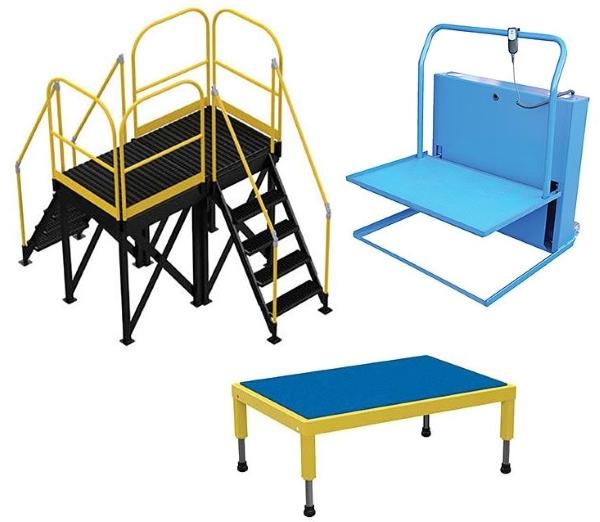 Work Platforms & Stands