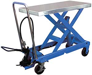 Pneumatic Lift Carts