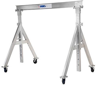 1/2 Ton Aluminum Gantry Cranes