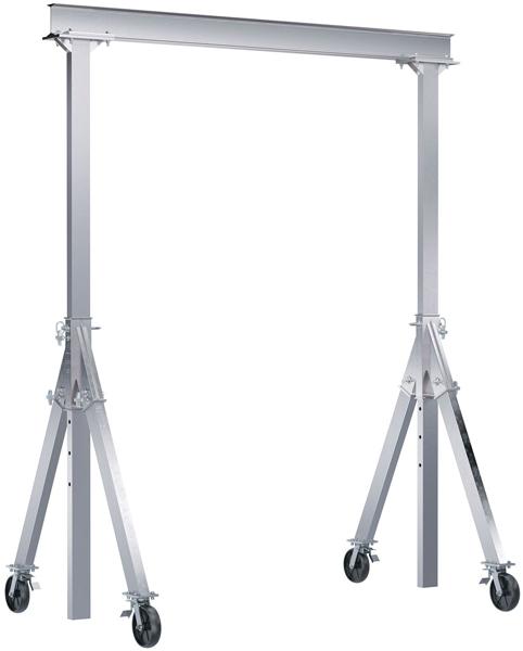 2 Ton Aluminum Gantry Cranes