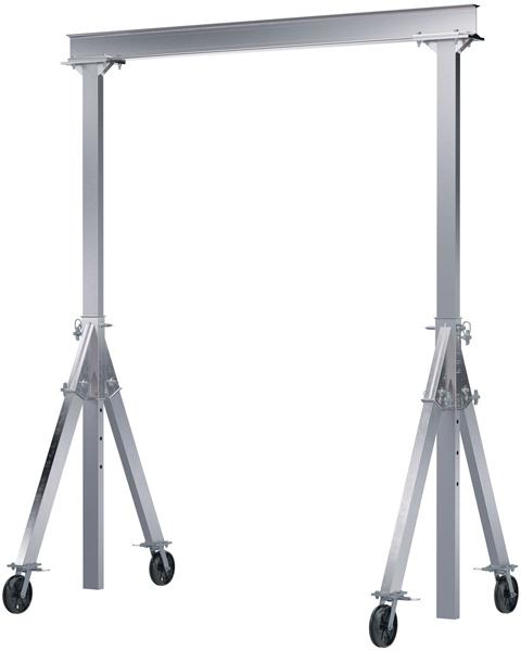 3 Ton Aluminum Gantry Cranes