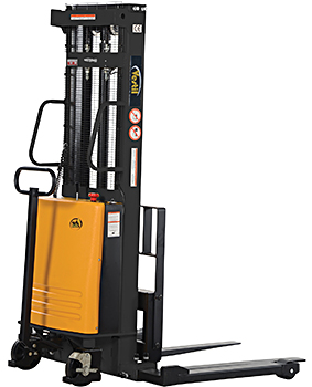 Vestil SL-63-AA Electric Pallet Stacker