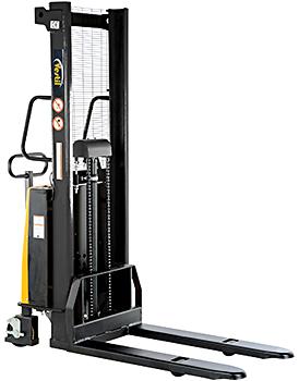 Vestil SL-63-FF Electric Pallet Stacker