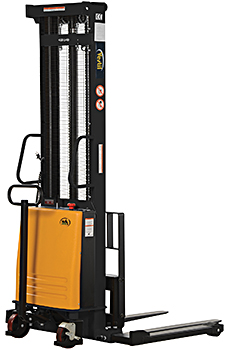 Vestil SL-150-AA Electric Pallet Stacker