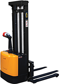 Vestil S-118-AA Electric Pallet Stacker