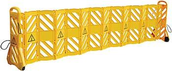 Vestil MSB-138 Mobile Safety Barrier