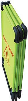 Vestil Folded Fabric Barrier
