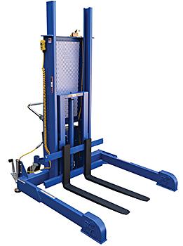 Vestil PMPS-60-DC Pallet Master Straddle Stacker