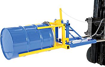 Vestil DRUM-P-55 Forklift Drum Positioner