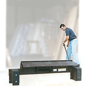 FM-2572 Edge Of Dock Leveler