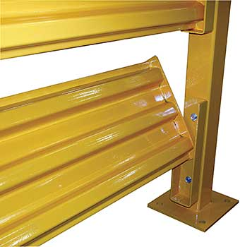Steel Safety Rails