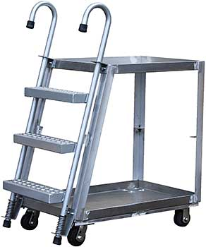 Vestil SPA2 Stock Picking Cart