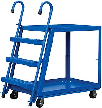 Vestil SPS2-2236 Stock Picking Cart