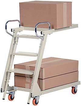 Vestil SPS2-2041-C Cantilever Stock Picking Cart