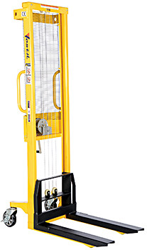Vestil VWS-770-FF Manual Winch Pallet Stacker