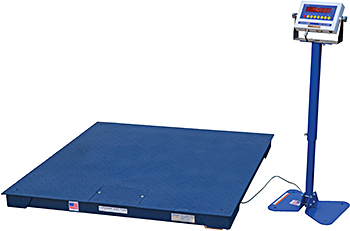 Vestil SCALE-S-CFT-44-5K Floor Scale