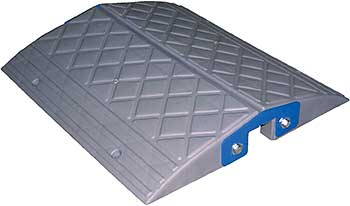 Vestil Multi-Purpose Ramp with Optional Bridge Kit