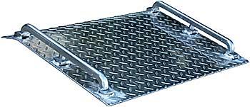 Vestil AMD-3018 Aluminum Mini Dock Plate