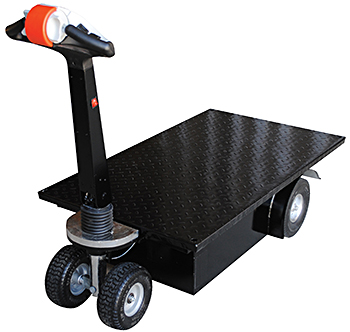 Vestil NE-CART-1 Electric Platform Truck