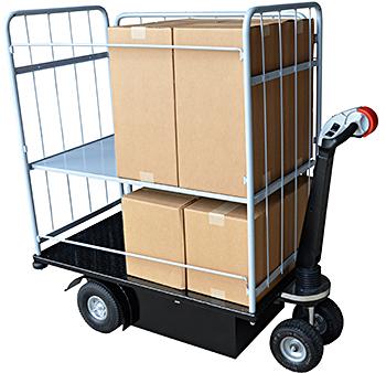 Vestil Ne Cart 4 Electric Platform Truck For Sale