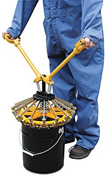 Vestil PLC-5 Steel Pail Lid Closing Tool