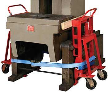 Vestil MFM-12-RAL Machinery Lift - 12,000 LBS Capacity