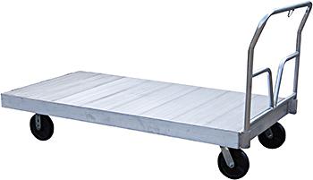 Vestil EFHD-2448 Aluminum Platform Truck