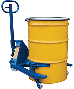 Vestil DRUM-55S Drum Jack With Grapple