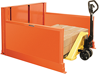 Presto P4-25-4448 Floor Level Pallet Positioner