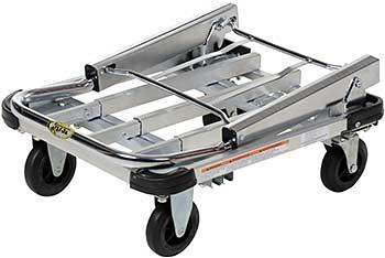 Vestil FAPT-1628 Folded Aluminum Platform Truck