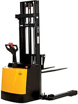 Vestil S3-125-AA Electric Pallet Stacker