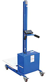 Vestil PEL-100S-D3 DC Powered Platform Lift