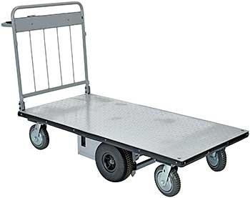 Vestil Emhc 2860 1 Electric Platform Cart For Sale