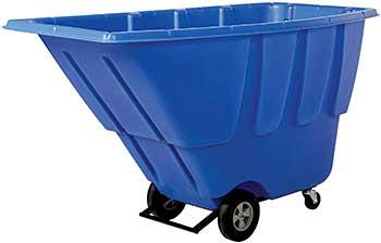 Vestil TDT-50-HD-BLUE Tilt Truck
