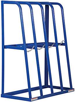 Vestil SSRT-47 Vertical Pipe Storage Rack